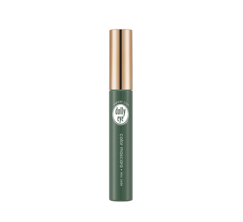 MISSHA The Style Viewer 270 Dolly Eye Color Mascara (Miss Jade)
