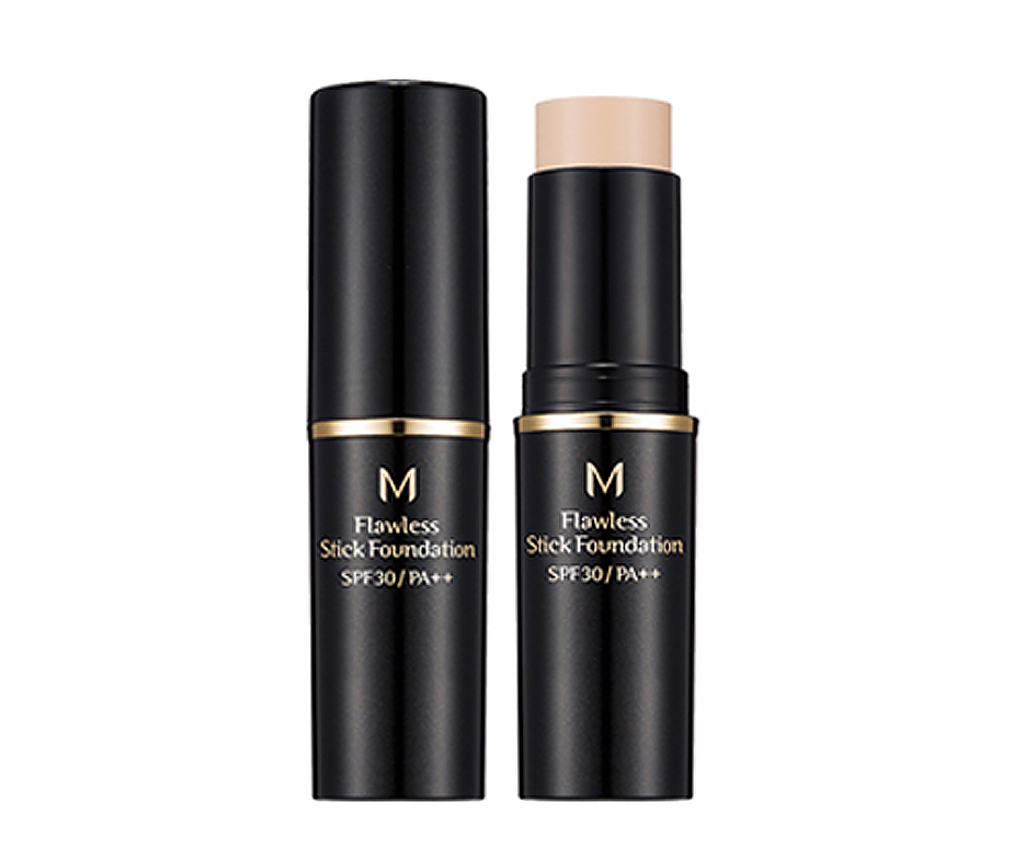 Missha Flawless stick Foundation 1