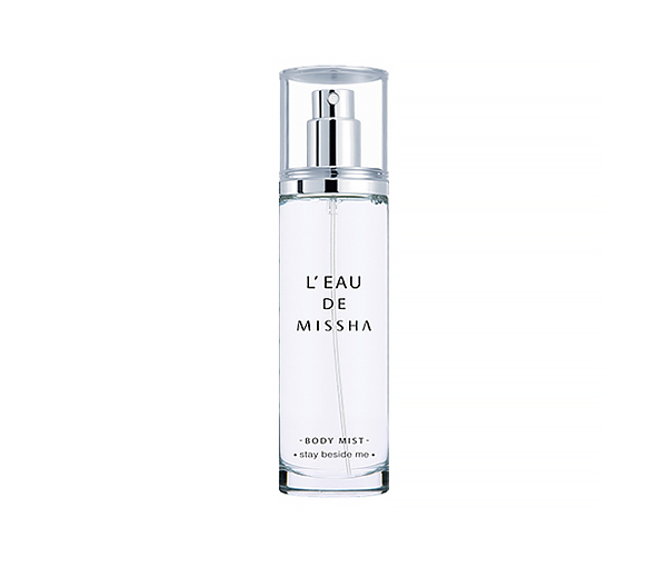 L'EAU DE MISSHA BODY MIST stay beside me