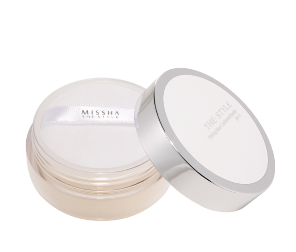 MISSHA The Style Fitting Wear Cashmere Powder SPF 15