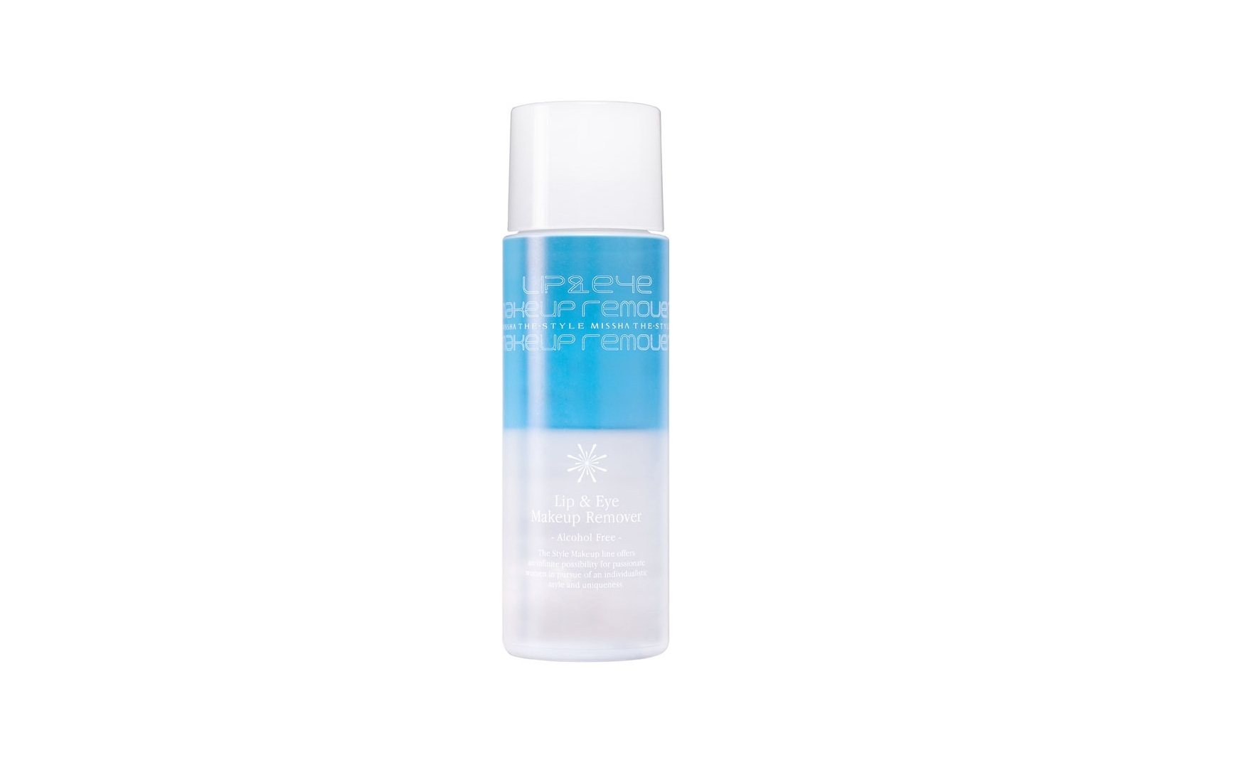 Dwufazowy The Style Lip & Eye Make Up remover