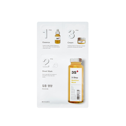 MISSHA 3step Nutrition Mask-500×500