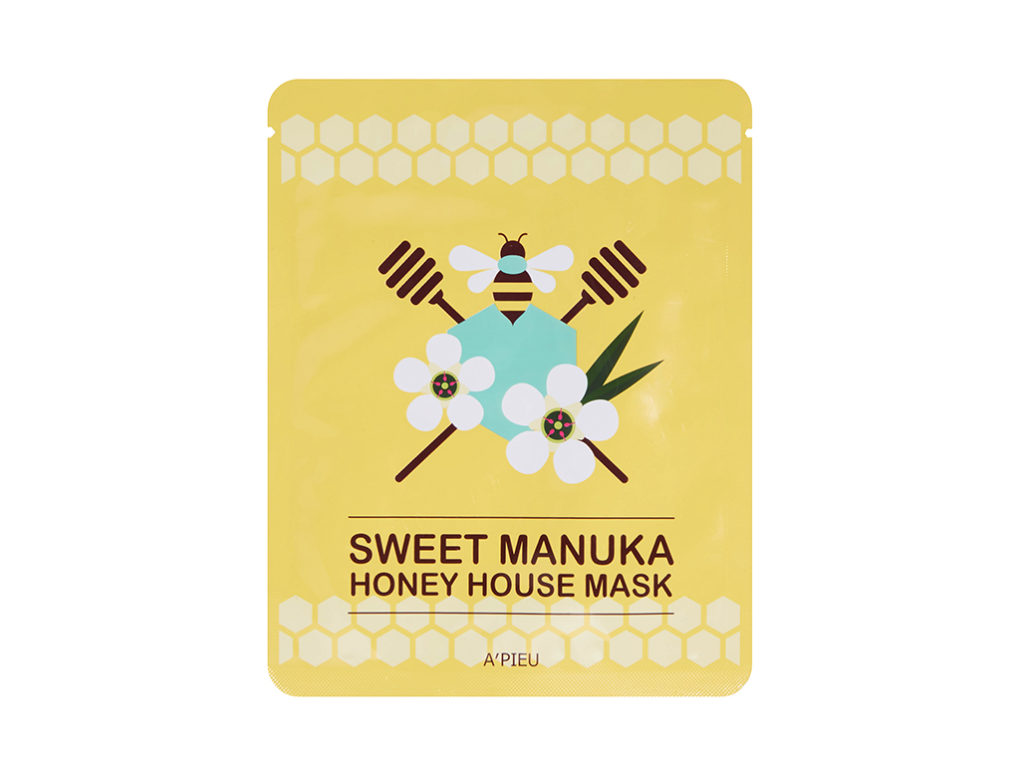 A'PIEU Sweet Manuka Honey House Mask XL