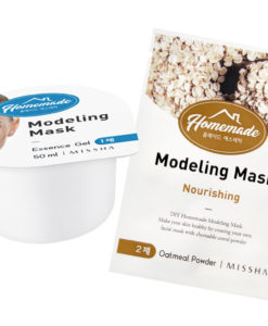 MISSHA Homemade Modeling Mask (oatmeal nourishing comarch