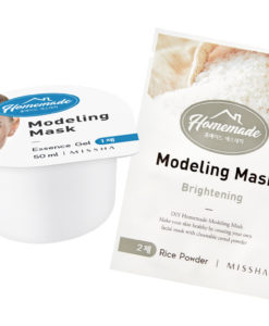 MISSHA Homemade Modeling Mask (rice) brightening comarch