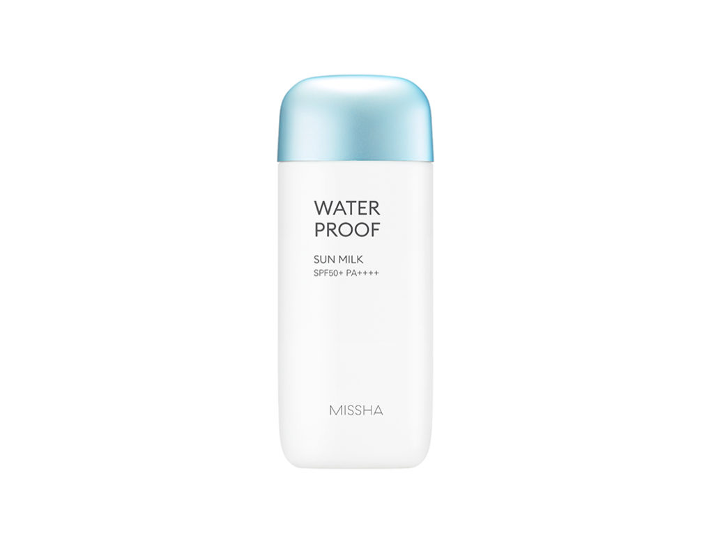 MISSHA All around Safe Block Waterproof Sun Milk