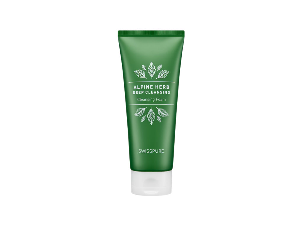 Swiss-Pure-Alpine-Herb-Deep-Cleansing-Foam