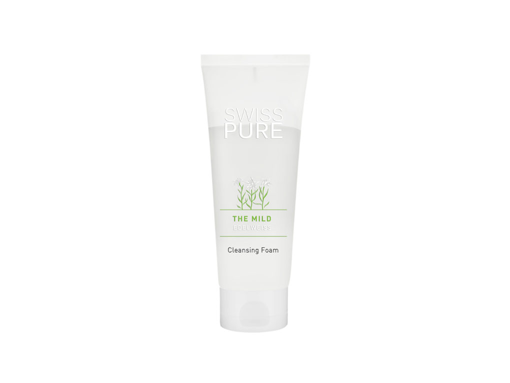 Swiss-Pure-The-Mild-Cleansing-Foam