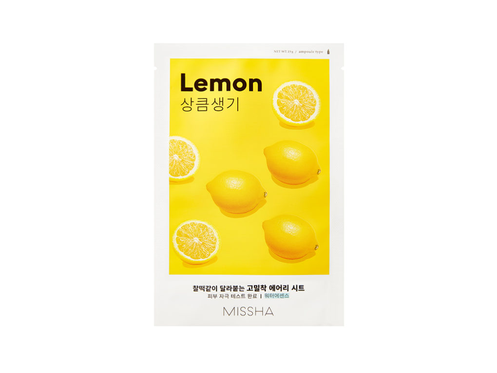 MISSHA-Airy-Fit-Sheet-Mask-(Lemon)-xl