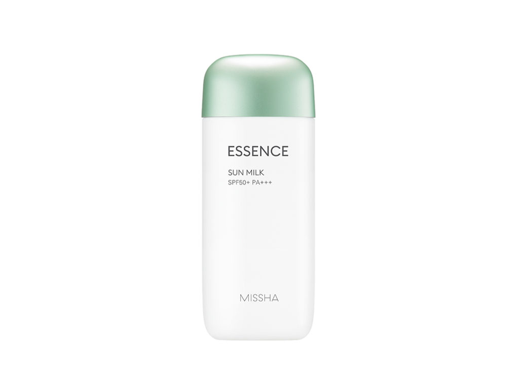 MISSHA All around Safe Block Essence Sun Milk
