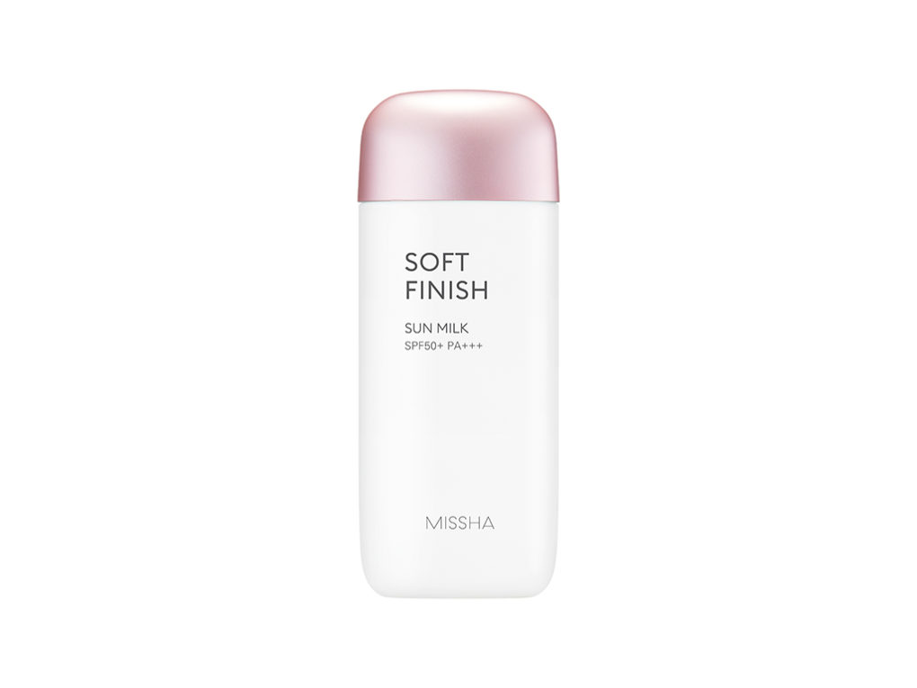 MISSHA All around Safe Block Soft Finish Sun Milk-1