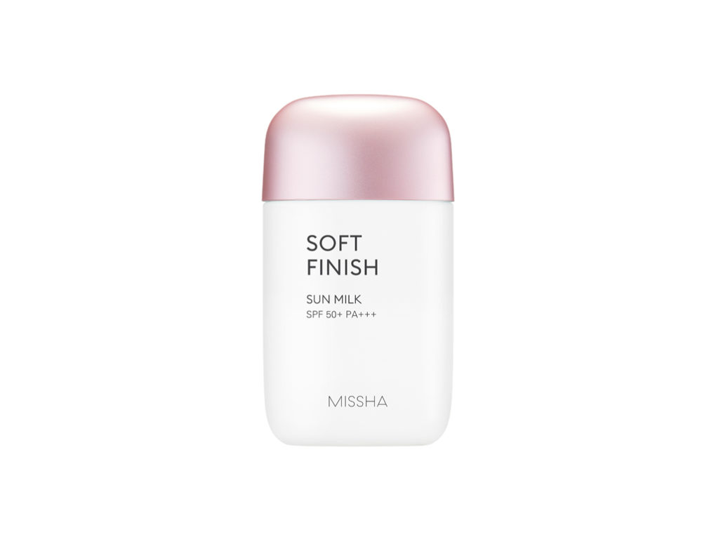 MISSHA All around Safe Block Soft Finish Sun Milk 40ml
