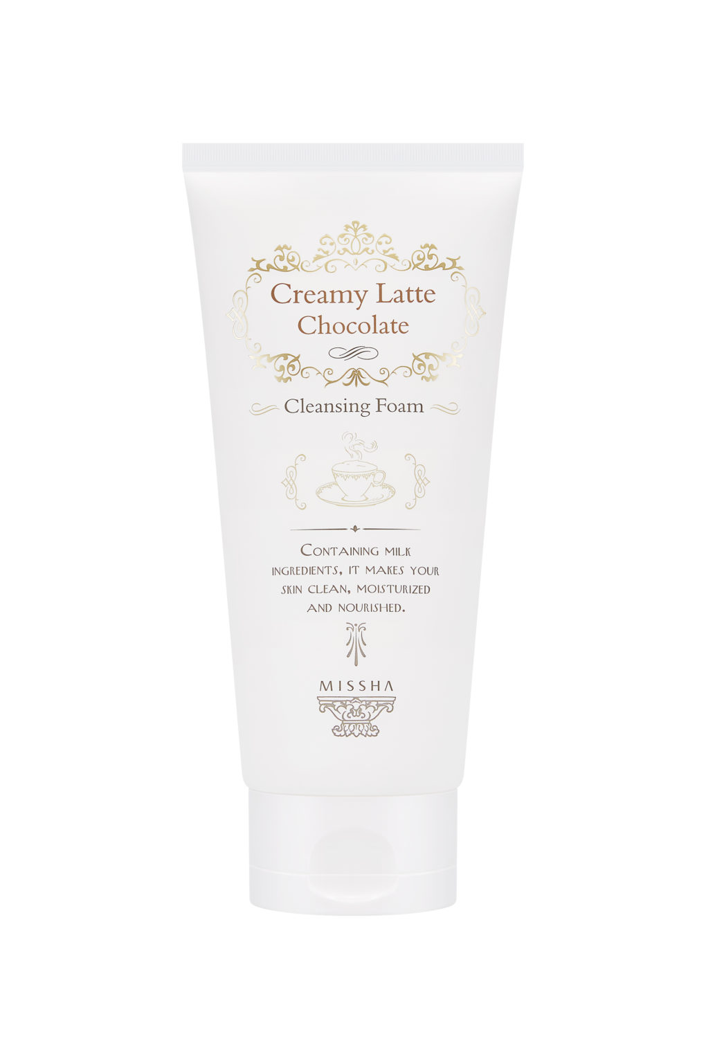 MISSHA Creamy Chocolate Latte Cleansing Foam